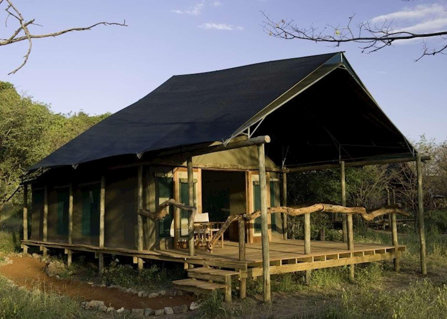 Etosha Safari Lodge - Camp (Etosha National Park, Namibia) - Hytte