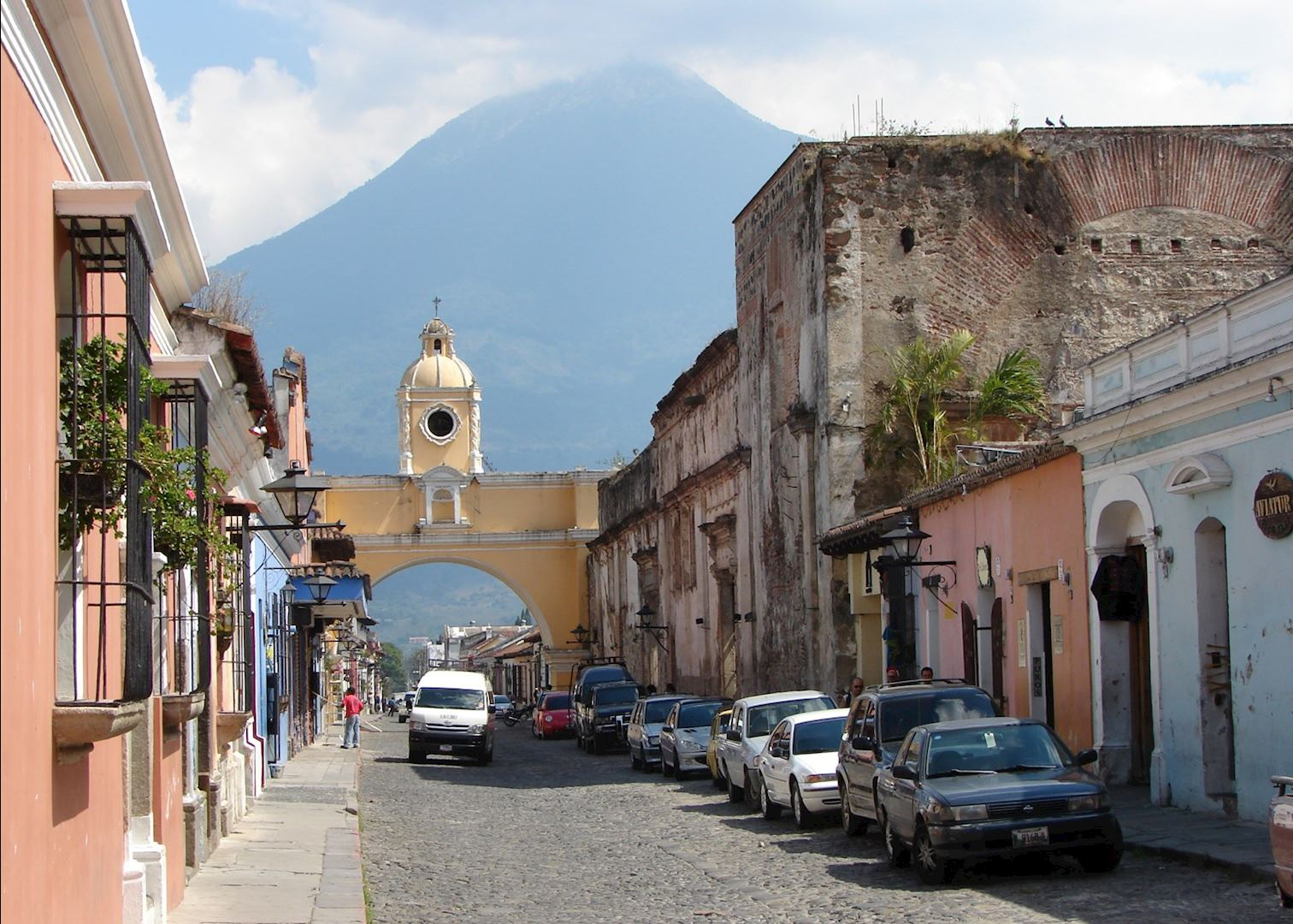 Grand tour of Guatemala