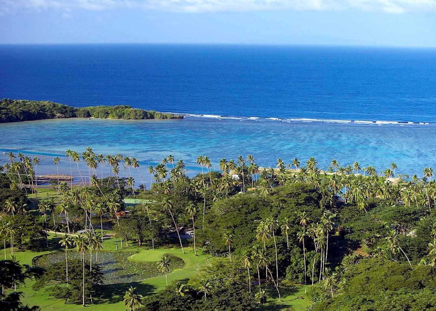 Vanua Levu and Navadra Islands, Fiji  № 824205 бесплатно