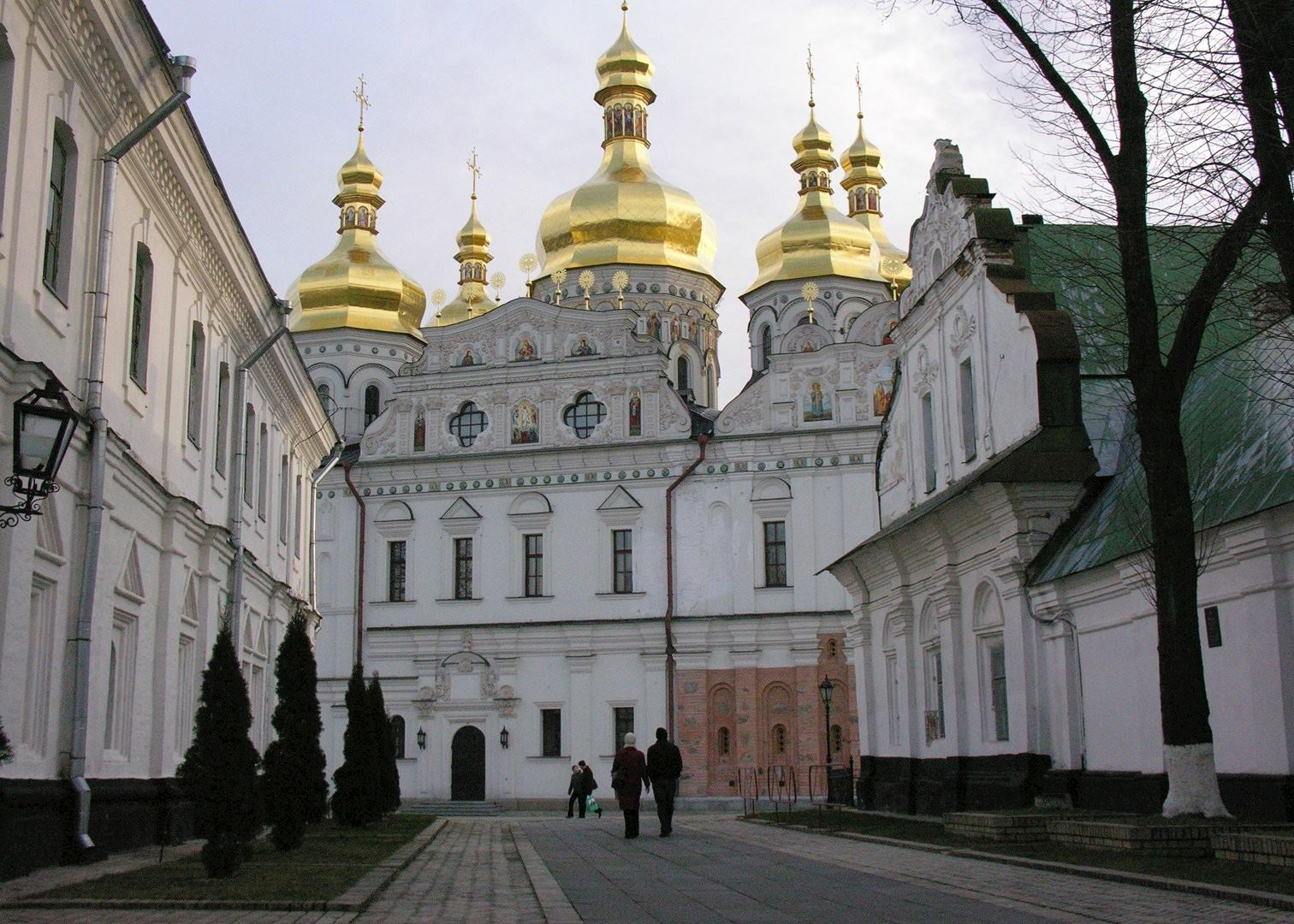 Ukraine's cities: Kiev & Lviv