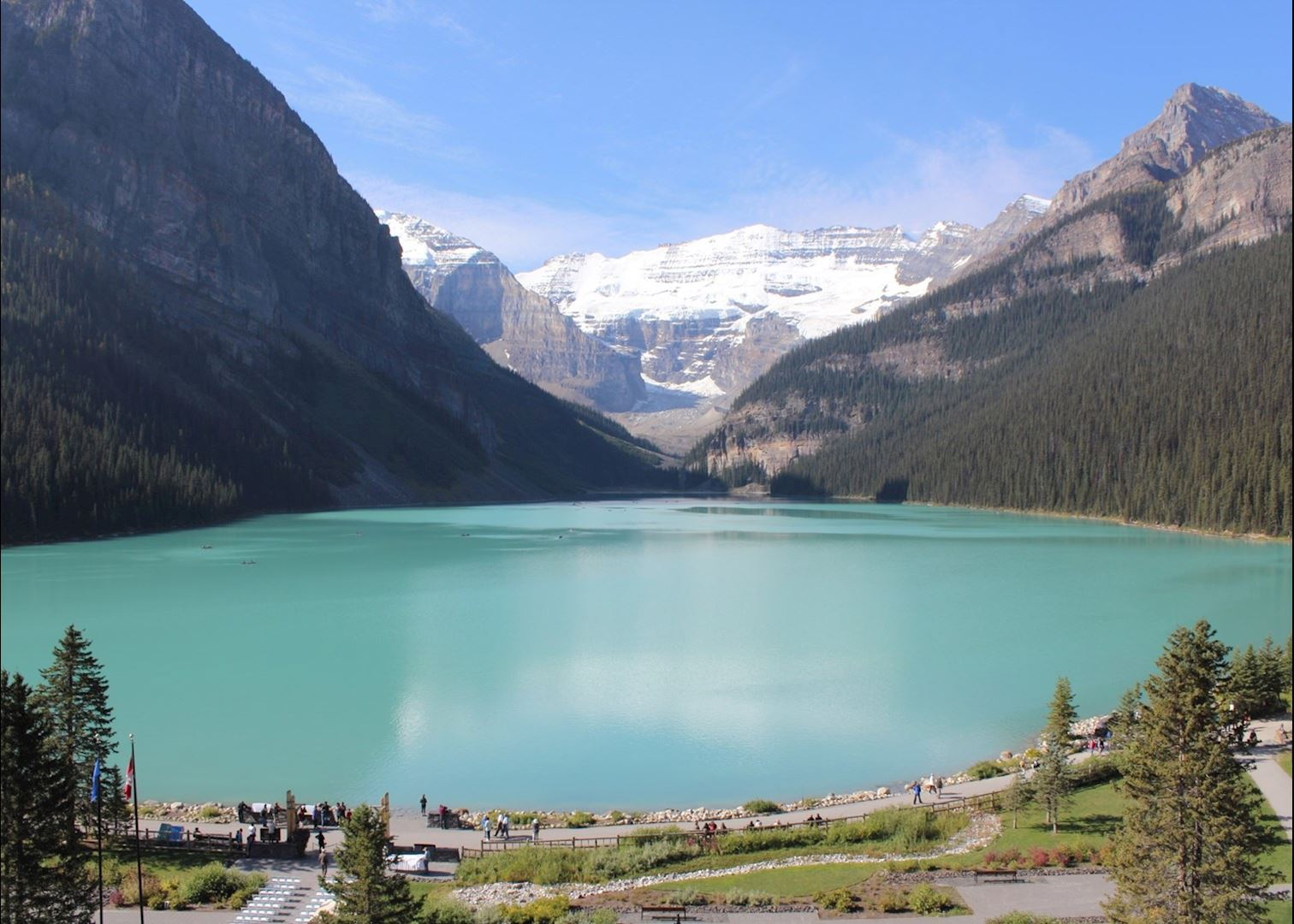 Visit Lake Louise On A Trip To Canada Audley Travel