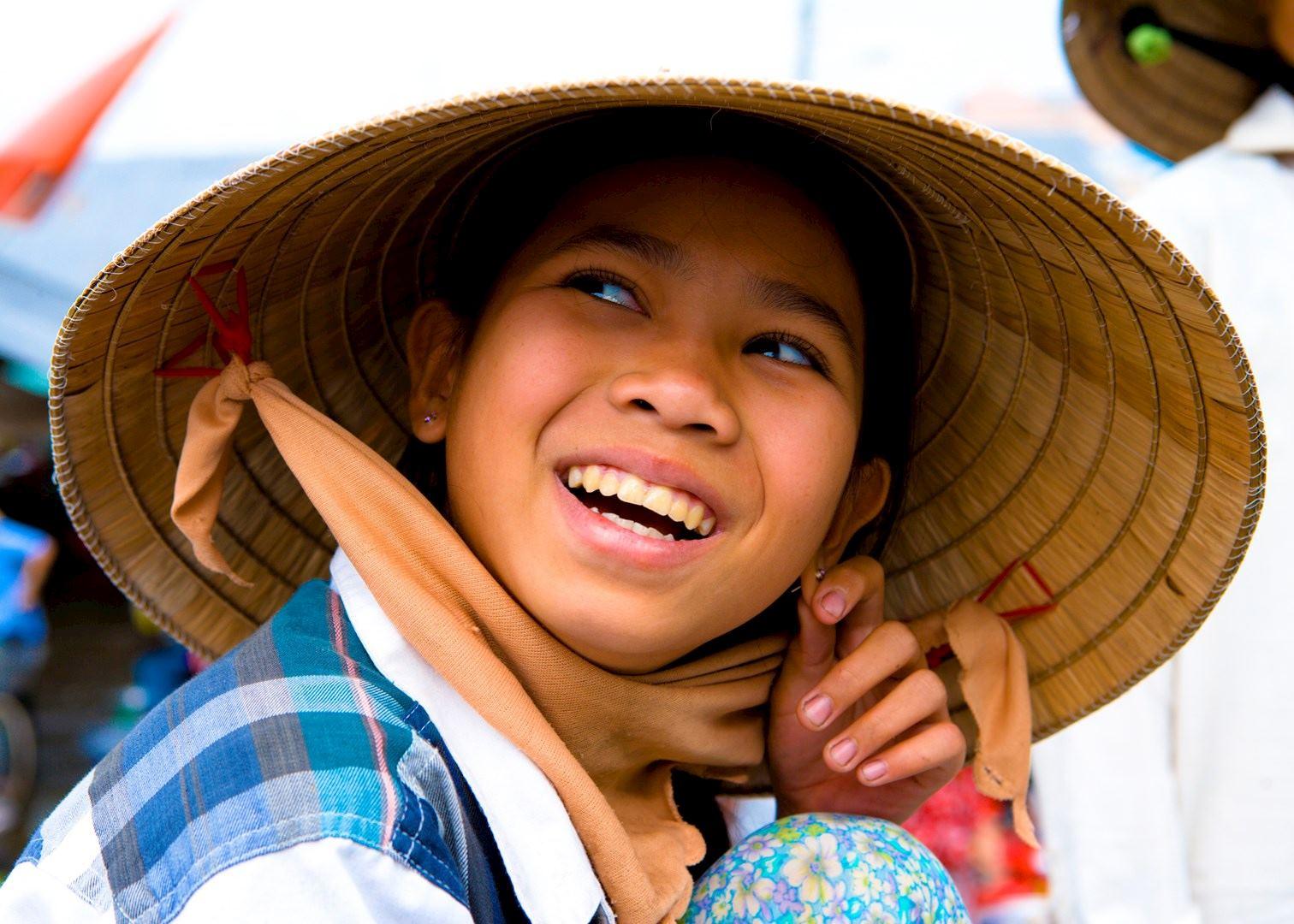 Тайский головной убор своими руками