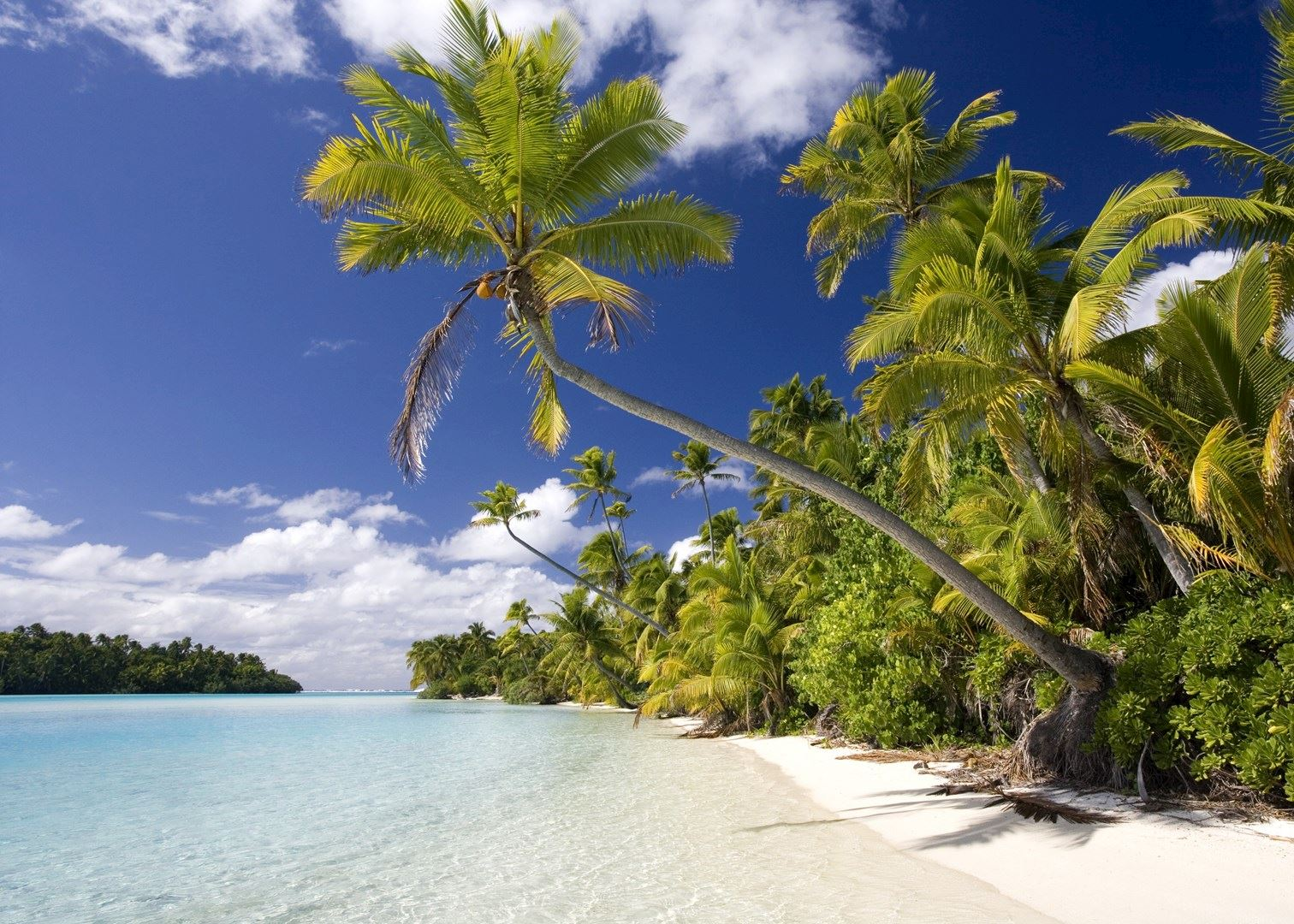Where Is Aitutaki Cook Islands