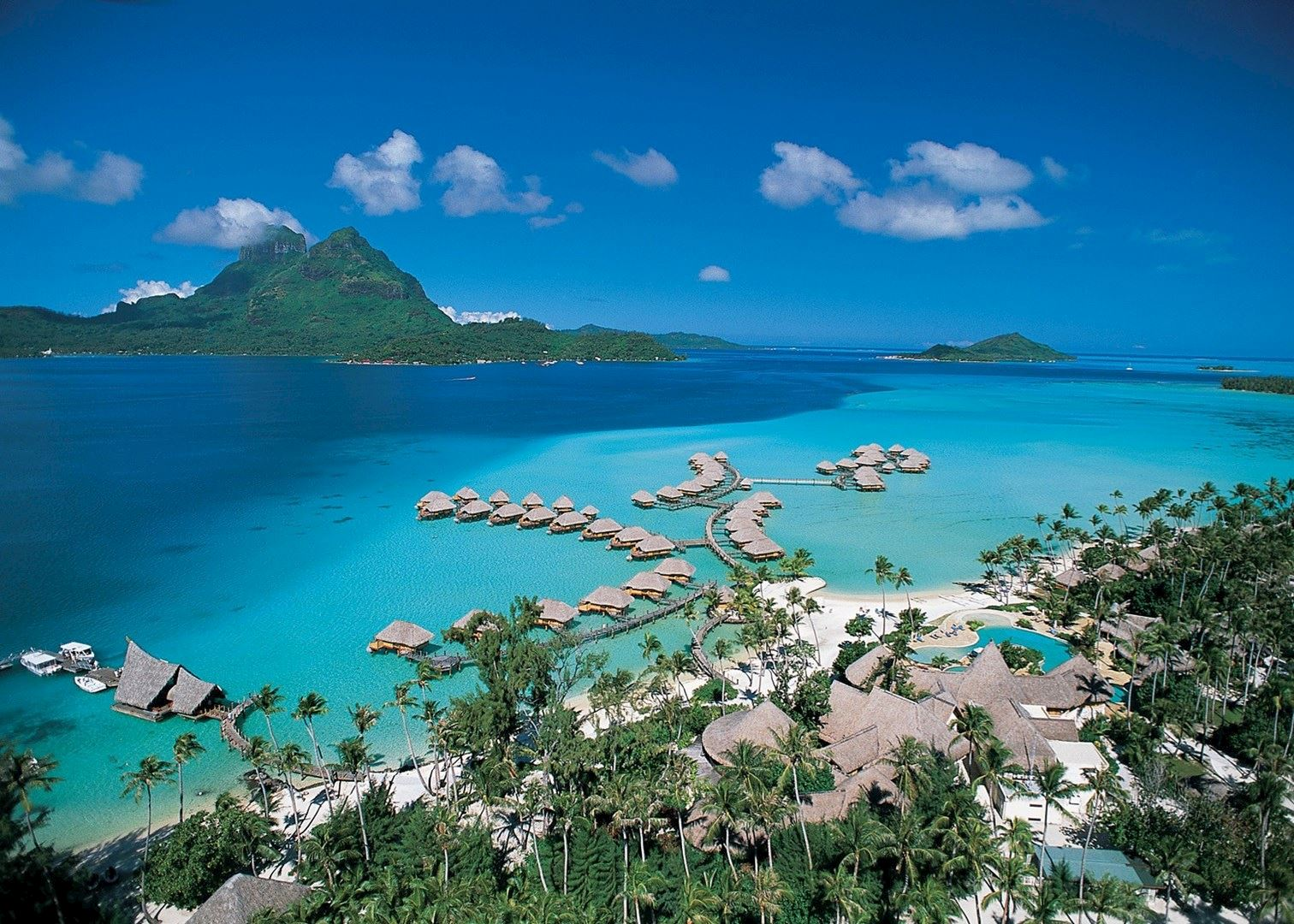 Pearl Beach Resort  Hotels in Bora Bora  Audley Travel