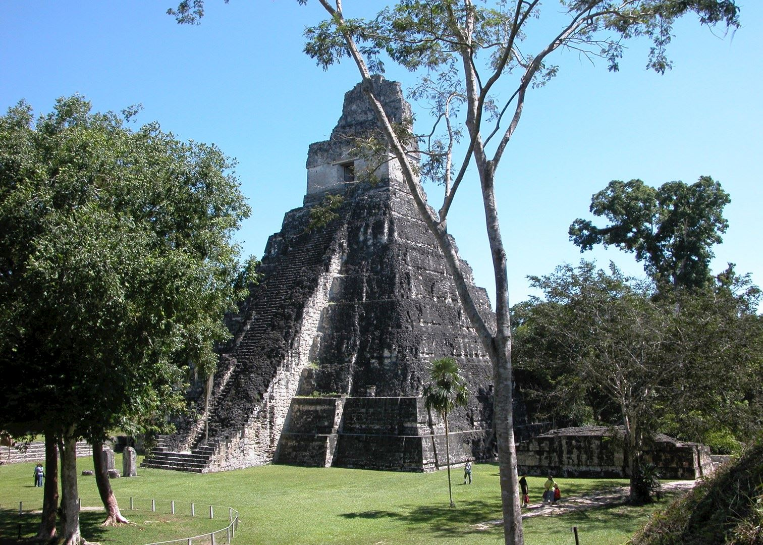 el Tikal Guatemala Tikal Guatemala