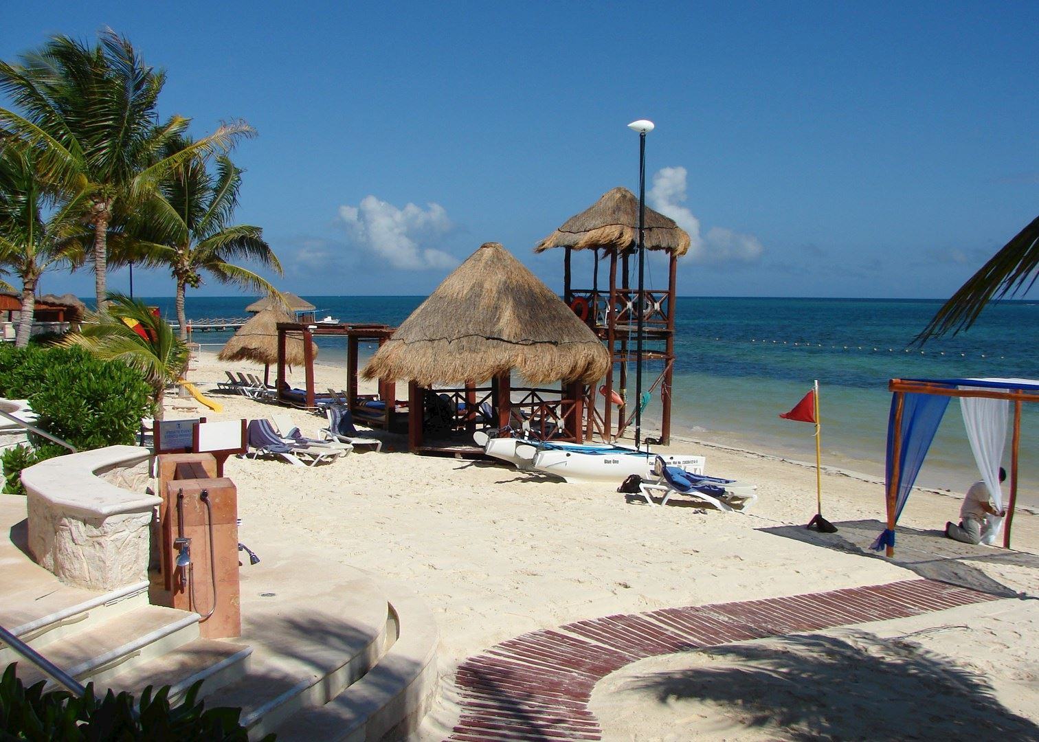 Azul beach hotel the mayan riviera audley travel for Small and friendly holidays