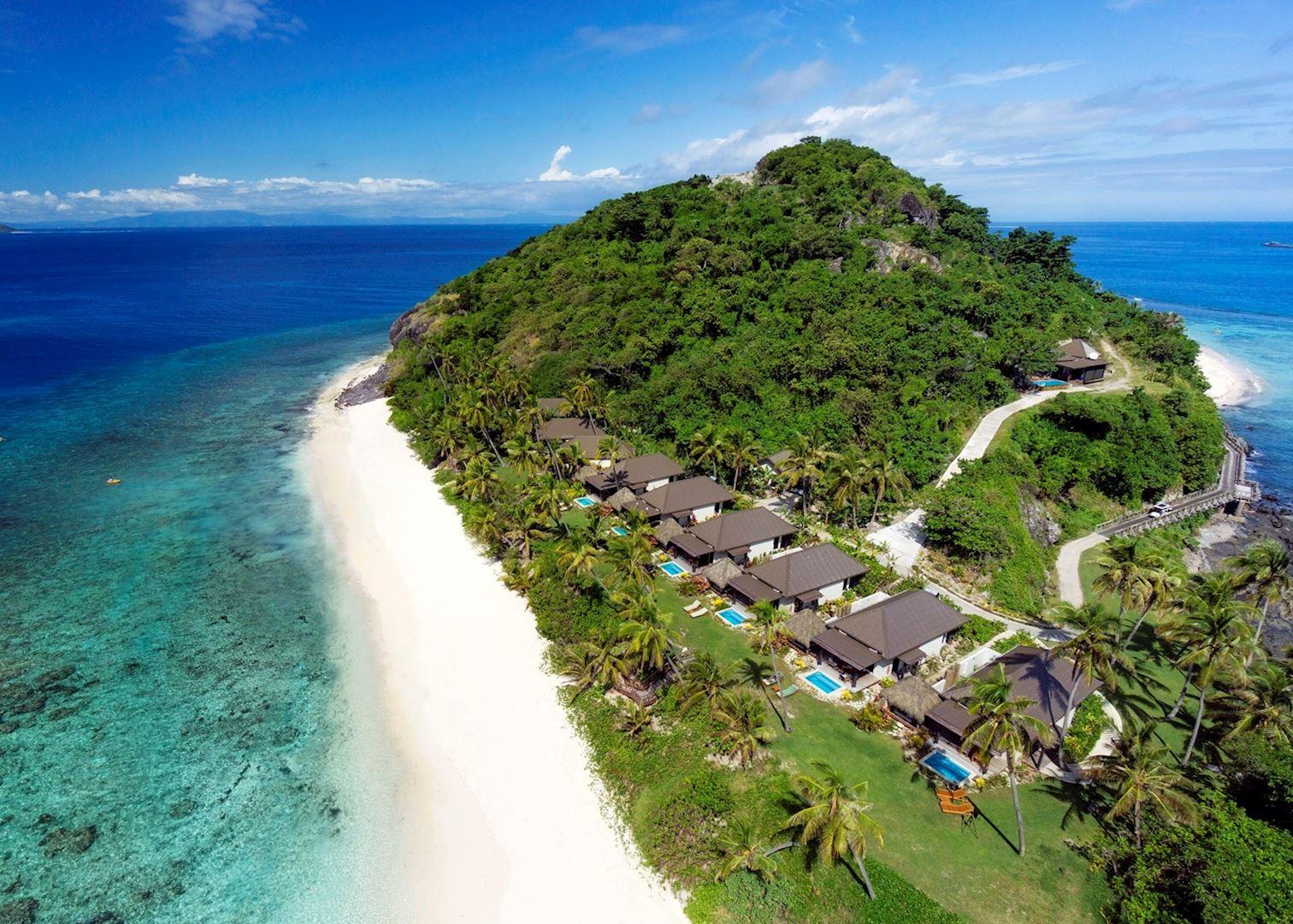 Matamanoa Island Resort Beachfront Villa