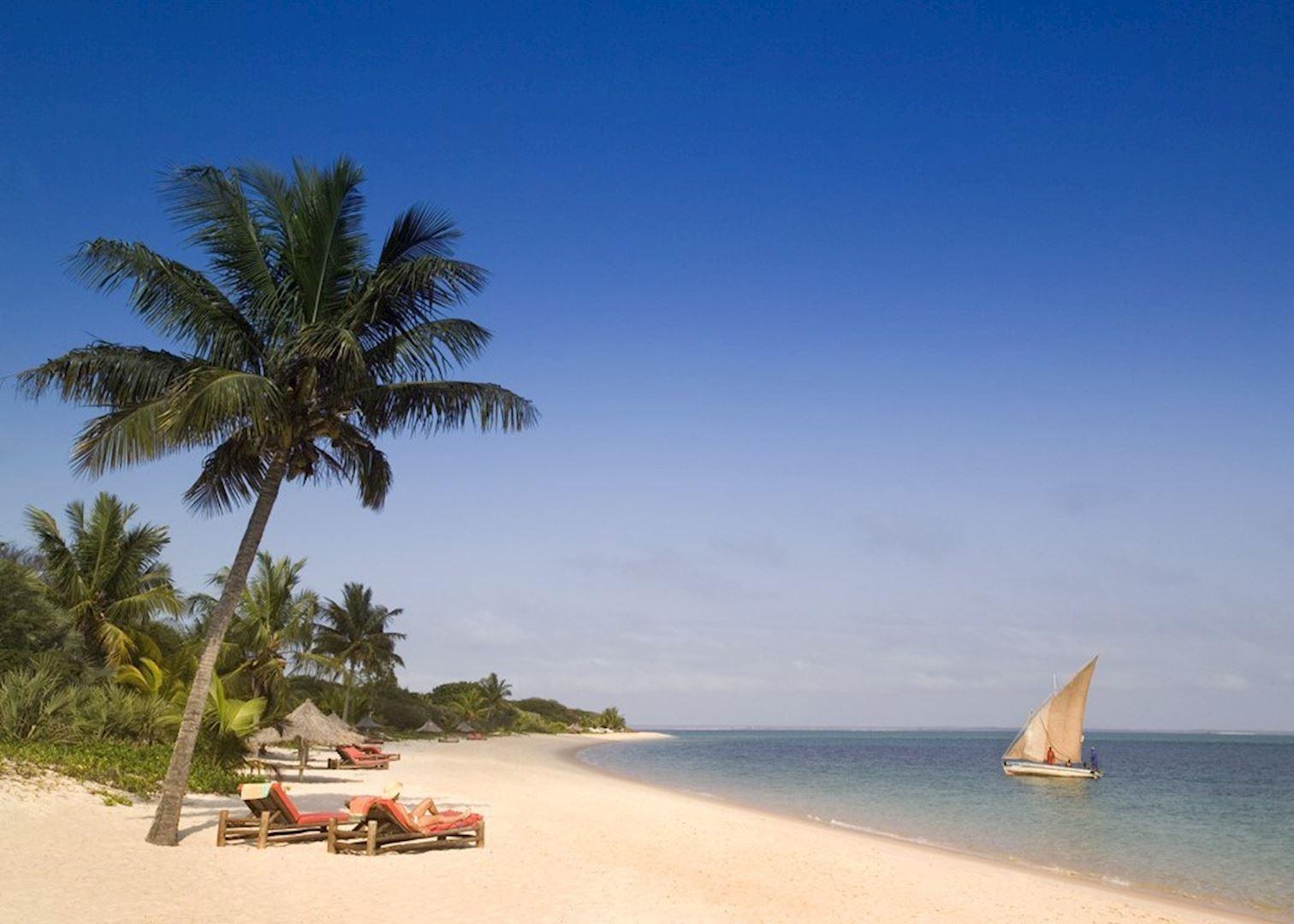 Holiday Resorts Bazaruto Island