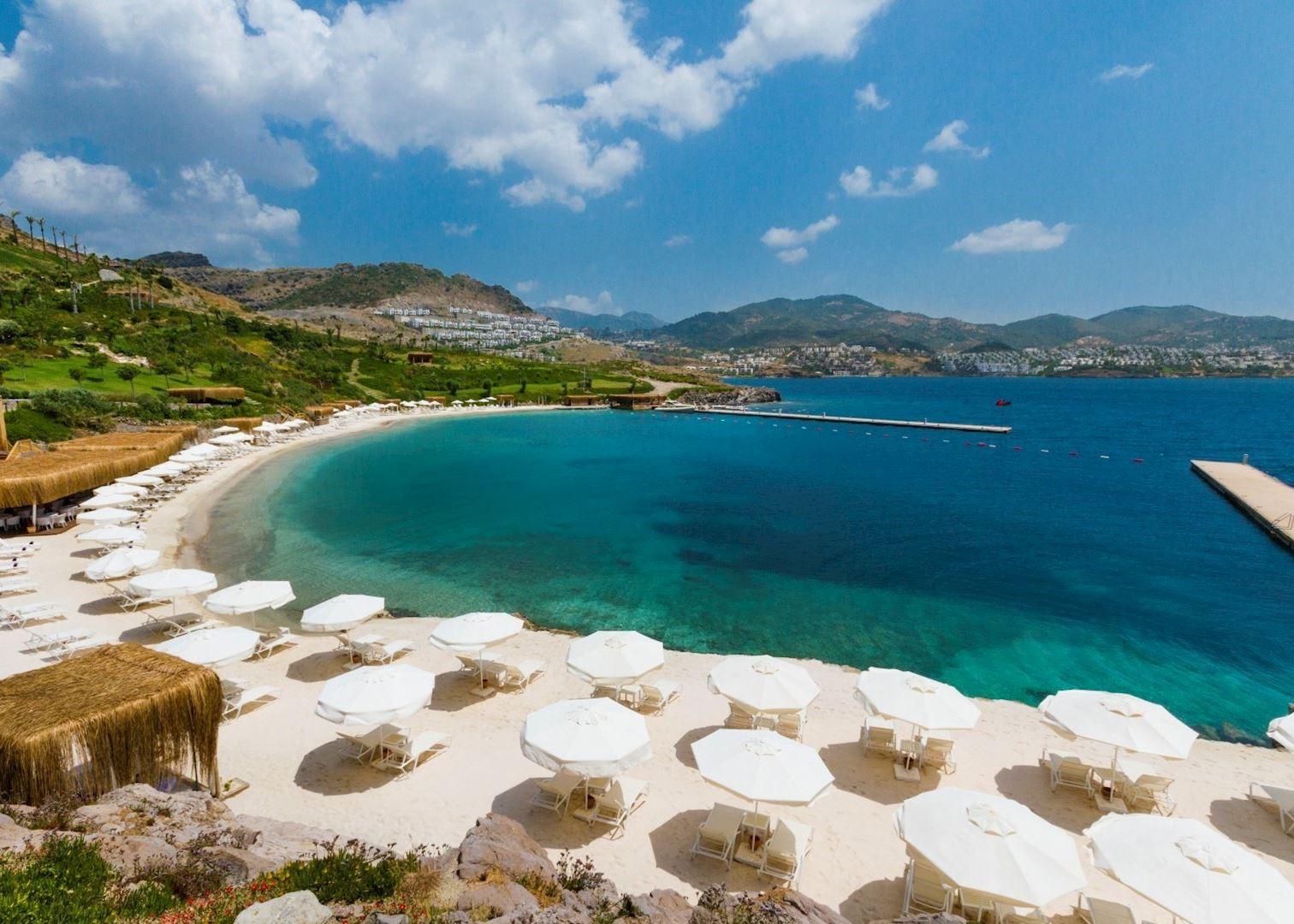 Bodrum Beach Beach Palmalife Bodrum Resort