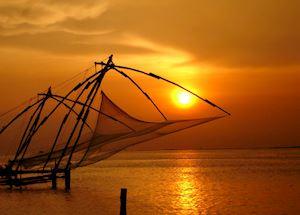 Fishing Nets, Cochin