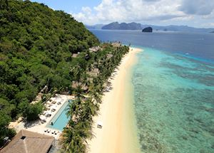 El Nido Pangulasian Island Resort, El Nido