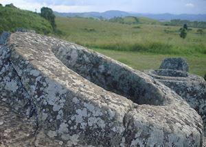 Plain of Jars site one, near Phonsavan