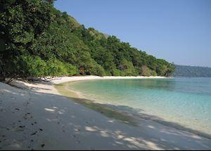 Beach, Barefoot Resort, Havelock Island