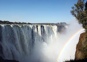 The Victoria Falls, Zambia